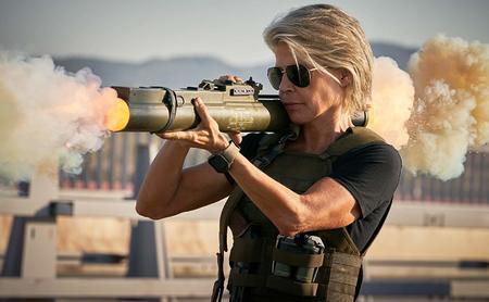 《终结者:黑暗命运》首支预告发布,火爆公路追逐战莎拉·康纳完虐终结者