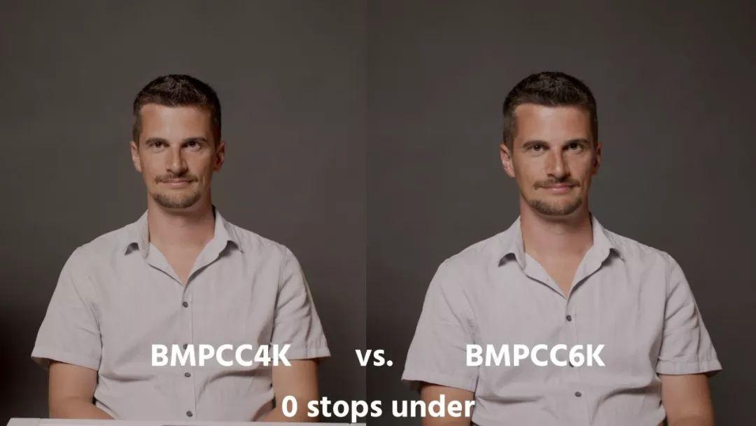 BMPCC 6K的动态范围有多强?老外的评测说出了真相!