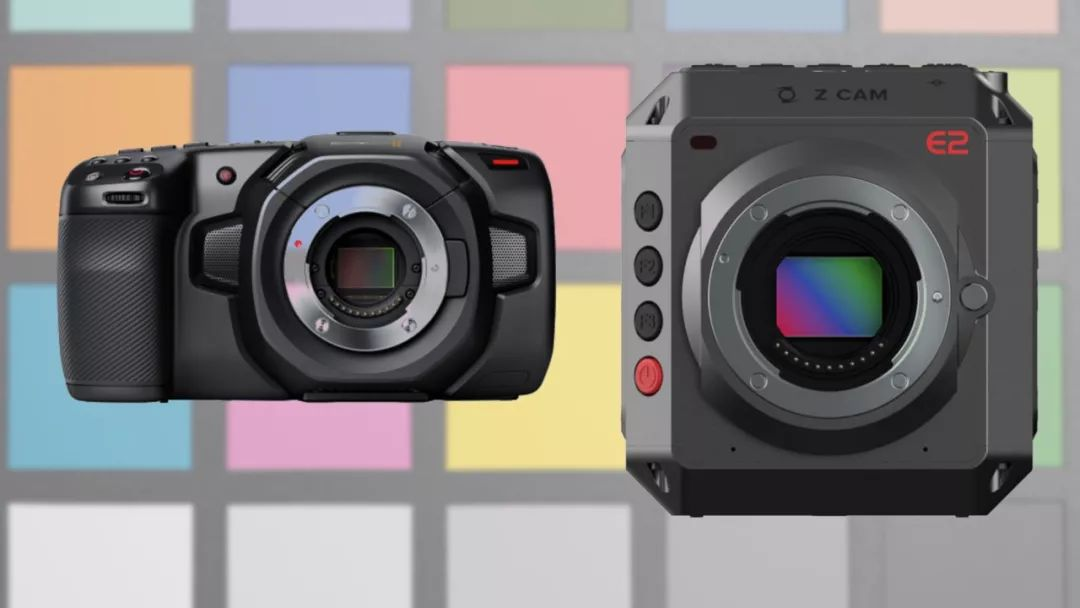 国产Z CAM E2摄影机全新升级ZRAW,对比BRAW有优势吗?