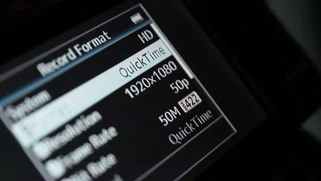 未来,摄影机都不用再拍压缩视频格式了?
