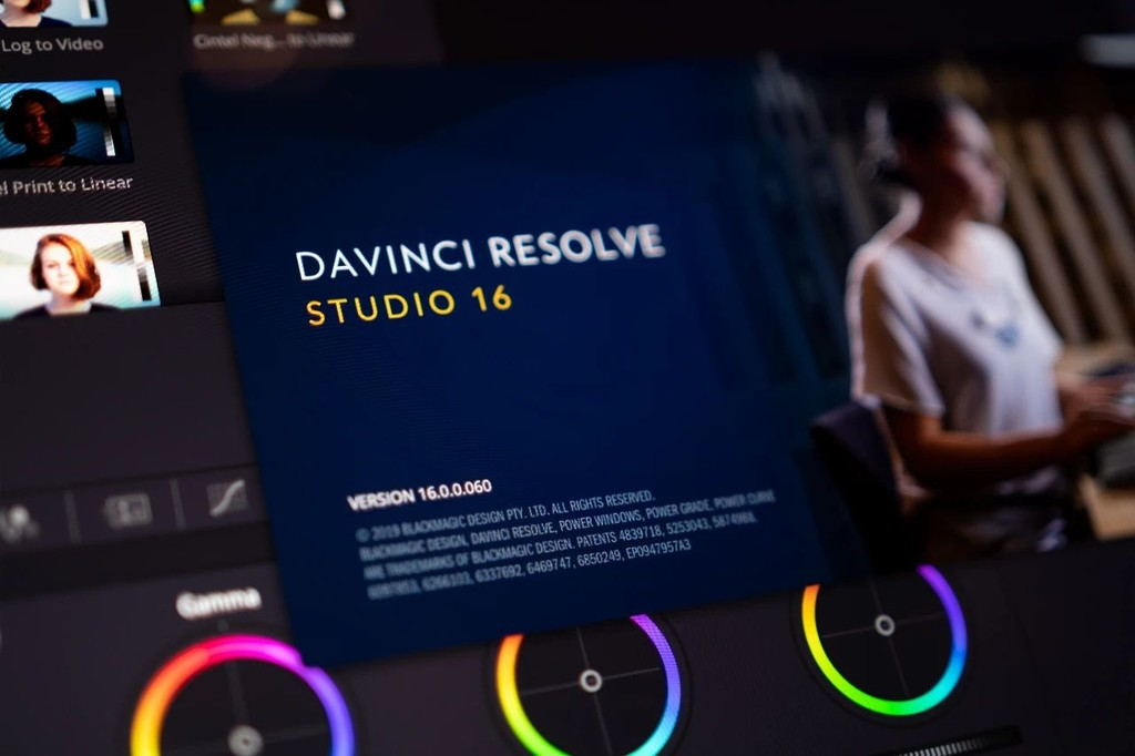 Training | DAVINCI Resolve16 軟件應用認證課程