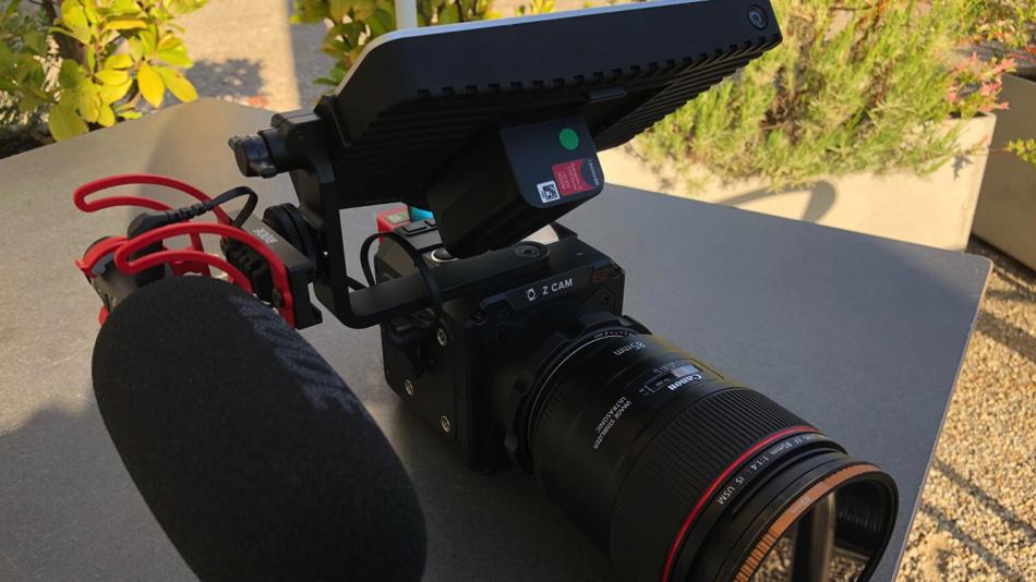 国产摄影机Z CAM E2-F6良心评测