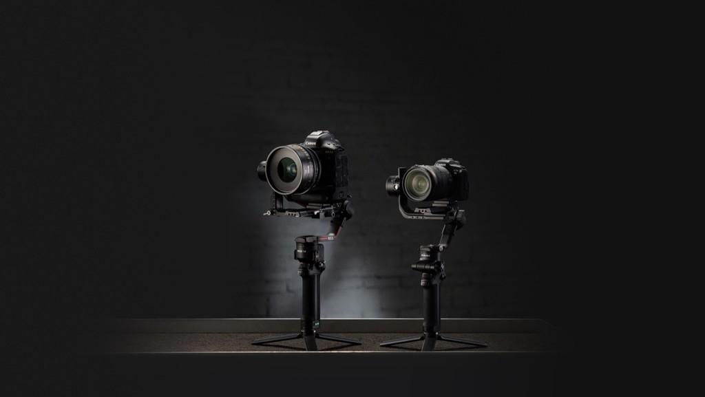 为专业影像而生 大疆发布全新手持云台DJI RS 2和DJI RSC 2