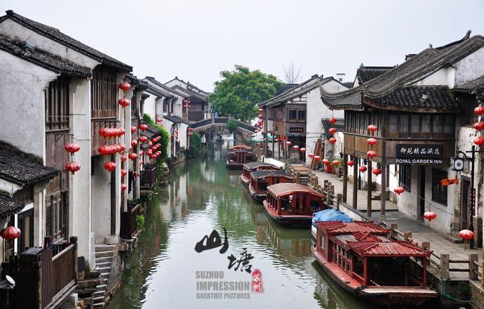 【音乐】好听《苏州印象》严李娅 江南女声版 原唱:北京智哥