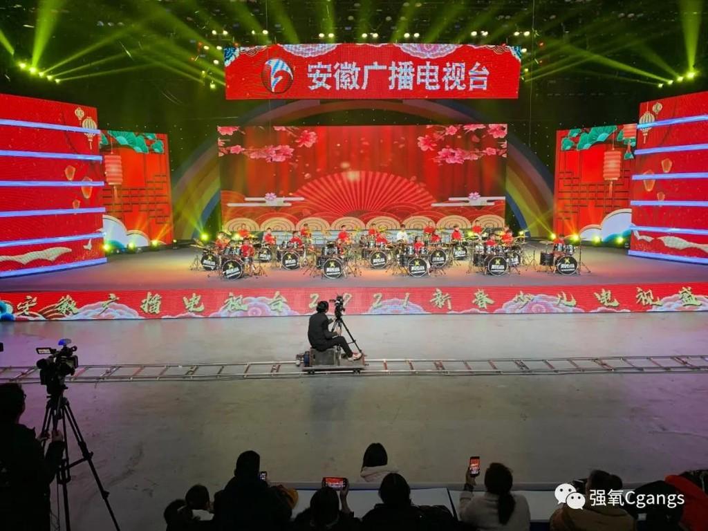 安徽广播电视台新春少儿电视盛典节目录制选用Blackmagic Design产品
