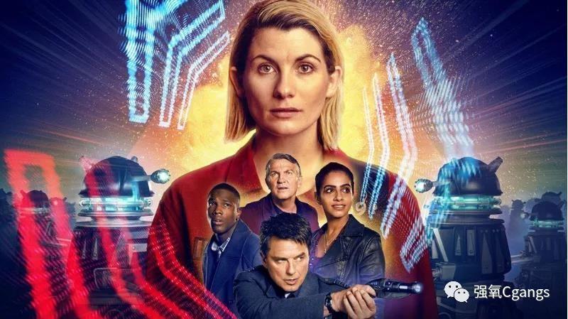 《神秘博士》圣诞节特别版在BBC iPlayer上以4K HDR播出