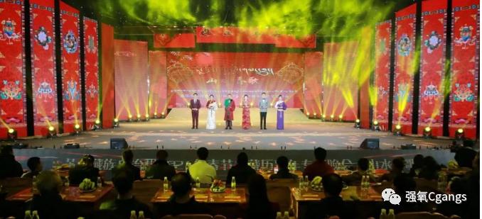 强氧小型IP现场制作解决方案助力黄南藏族自治州2021年春节•藏历新年专场文艺晚会
