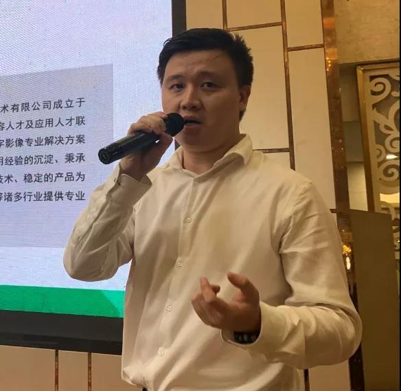 强氧受邀参加广东影视群英会第四届迎新晚会