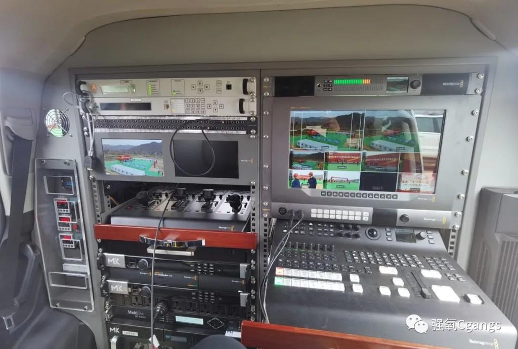 甘肃电力融媒体中心采用Blackmagic Design产品打造4K转播车