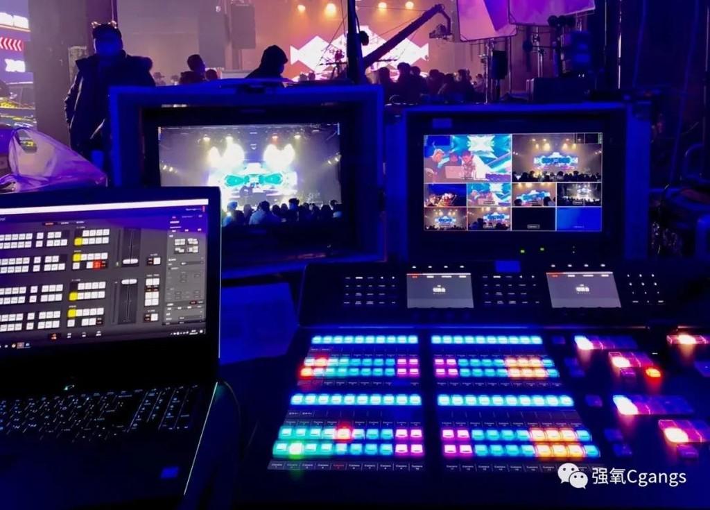 中国新说唱《刺猬现场》巡演青岛站选用Blackmagic Design产品完成线上直播