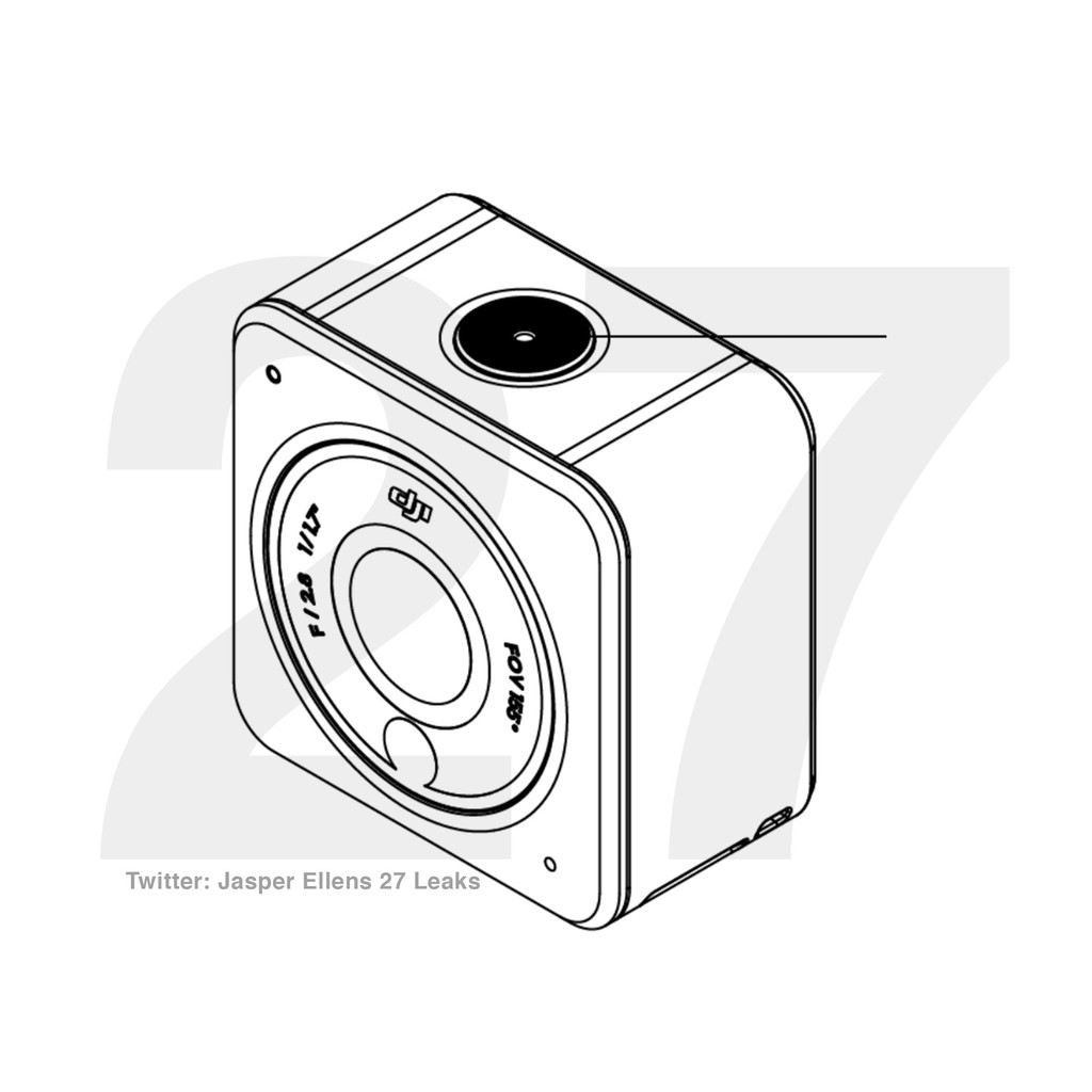DJI Mavic 3 Pro和DJI Action 2 运动相机