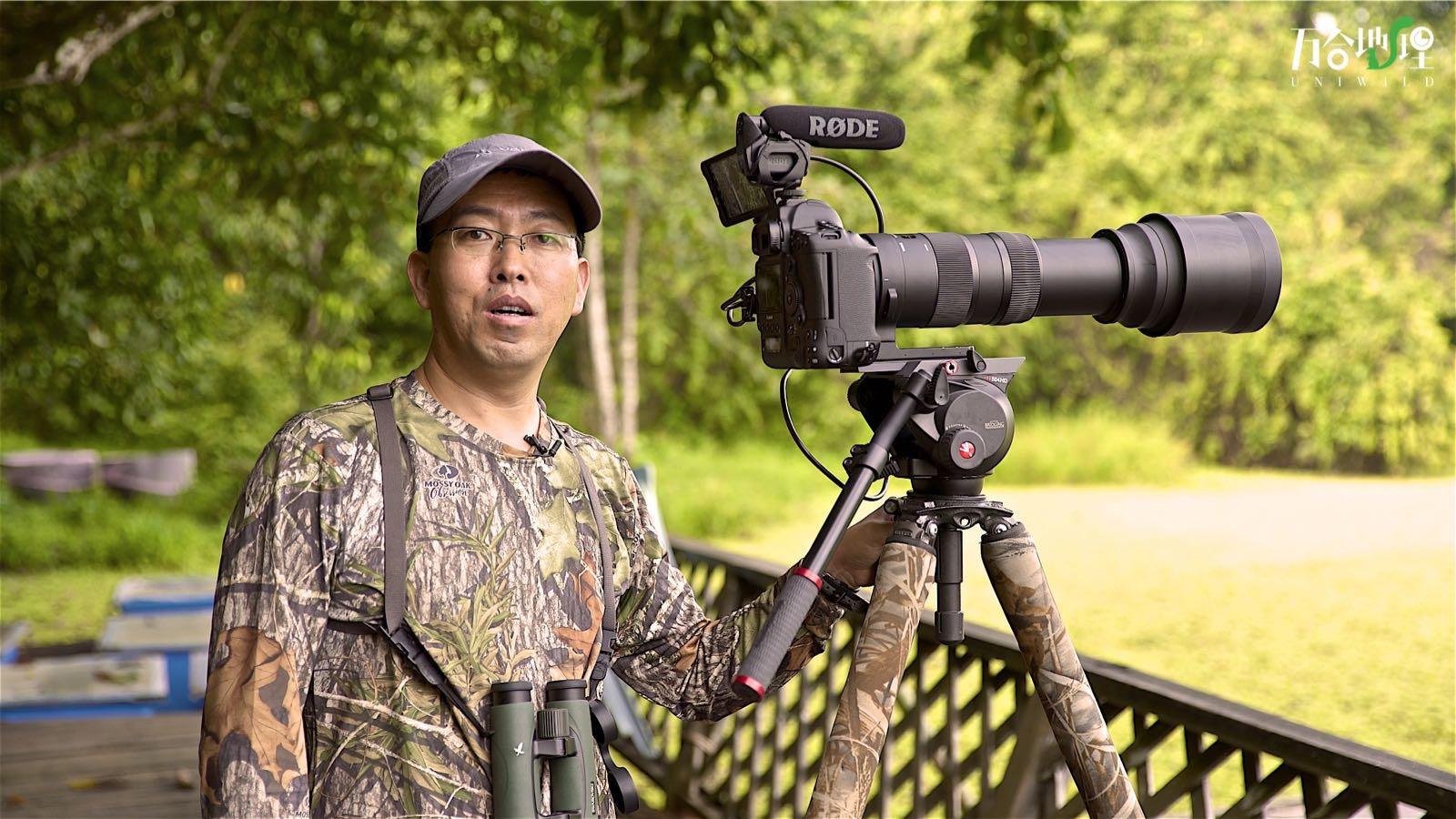 """不是跨界,是All-in!这位40岁出道拍摄野生动物的""""老男孩""""不简单"""