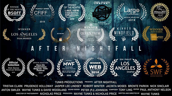 Schneider 拍摄佳作:备受赞誉的网剧《黄昏之后》