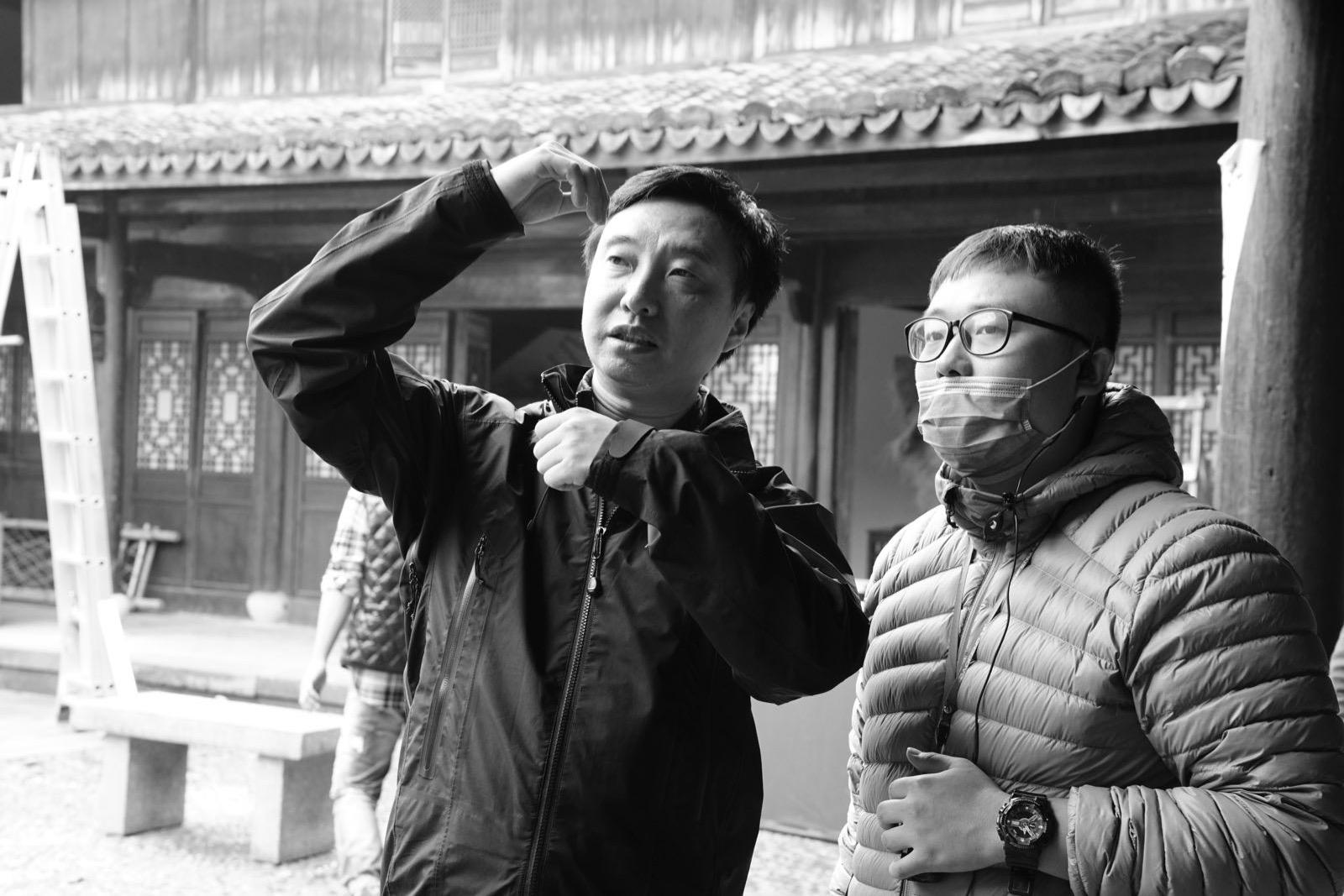 用RED辅助人物传记片的影像创新:电视剧《共产党人刘少奇》摄影指导吴樵专访