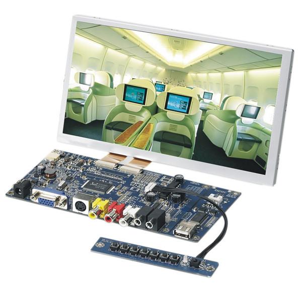 富威德 8寸800x480 TFT SKD液晶显示模组 SKD8VAT-9 医疗设备8寸SKD裸机触摸显示屏 厂家直销 支持定制 富威德SKD8VAT-9