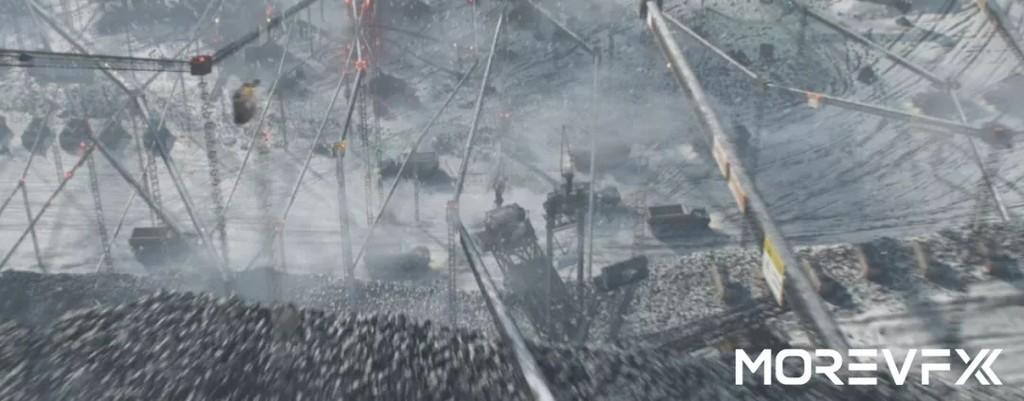 【TECH】MORE VFX《流浪地球》视效解析Part6 · 运载车的动画与绑定制作