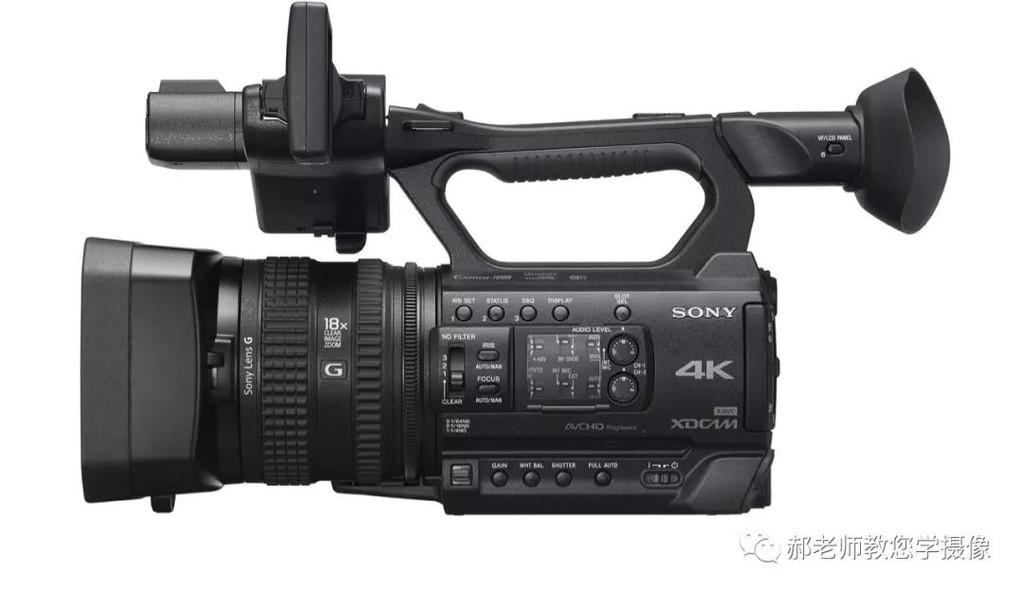 索尼工业摄像机_索尼发布Z750,4K 60P全域快门_影视工业网-幕后英雄APP
