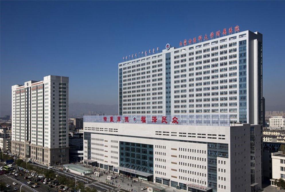 鑫云萬兆存儲走進內蒙古醫科大學附屬醫院宣傳部