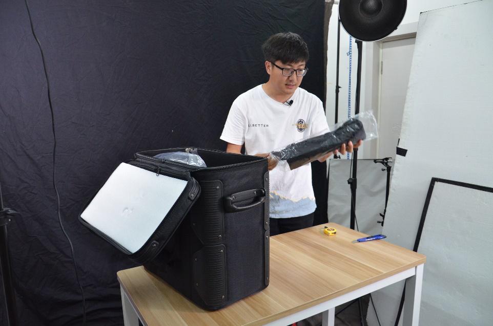 第19期VIP會員免費眾測活動-銳鷹RGB補光燈DS-811