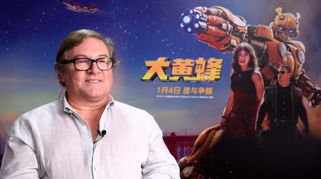 """专访《大黄蜂》制片人洛伦佐·迪·博纳文图拉:我们需要什么样的""""变形金刚"""""""